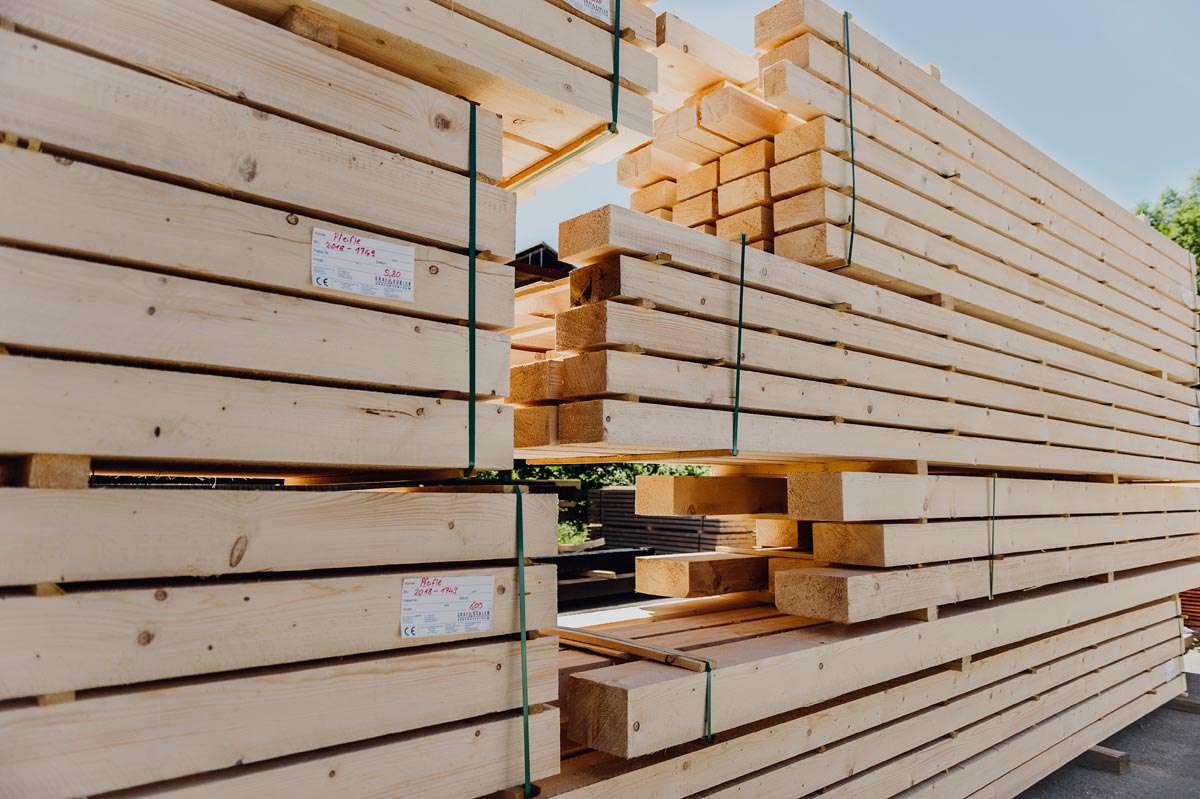 18.500 Kubikmeter/a Schnittholz